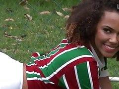 Model.Catarina Braga, a Bela da Torcida do Fluminense