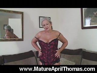 April Thomas Dildo Fanculo