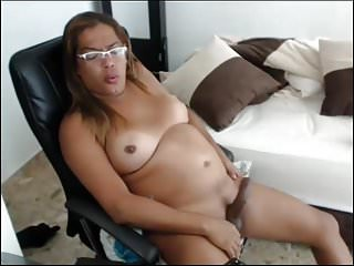 Sexy chubby explode...