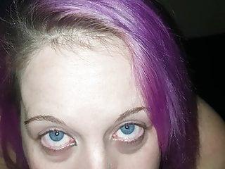 White Prostitute Face smashes