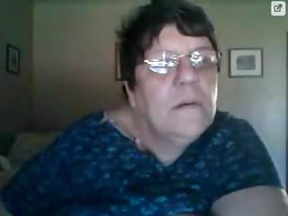 Fast amateur granny...