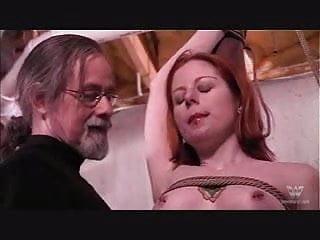 Dad Punishes daughter's friend