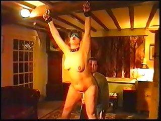 Young Slave Masturbated